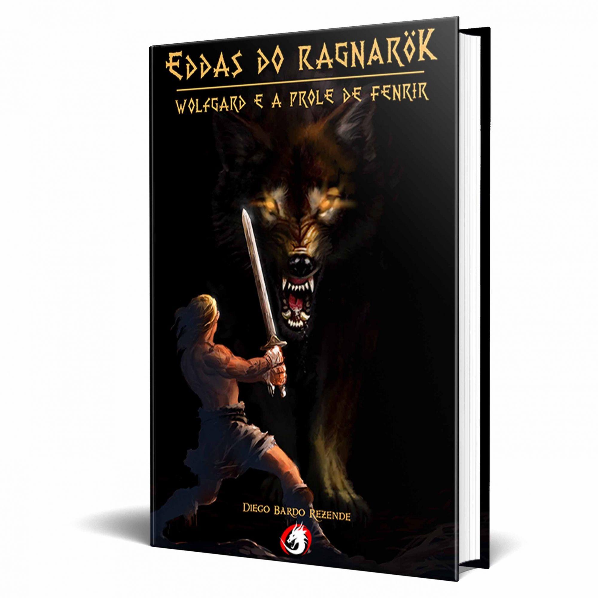 Livro Eddas do Ragnarök