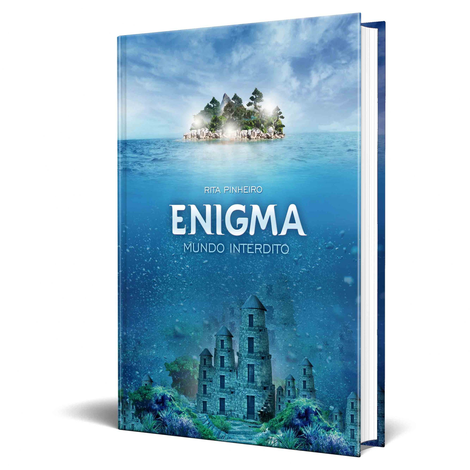Livro Enigma - Mundo Interdito