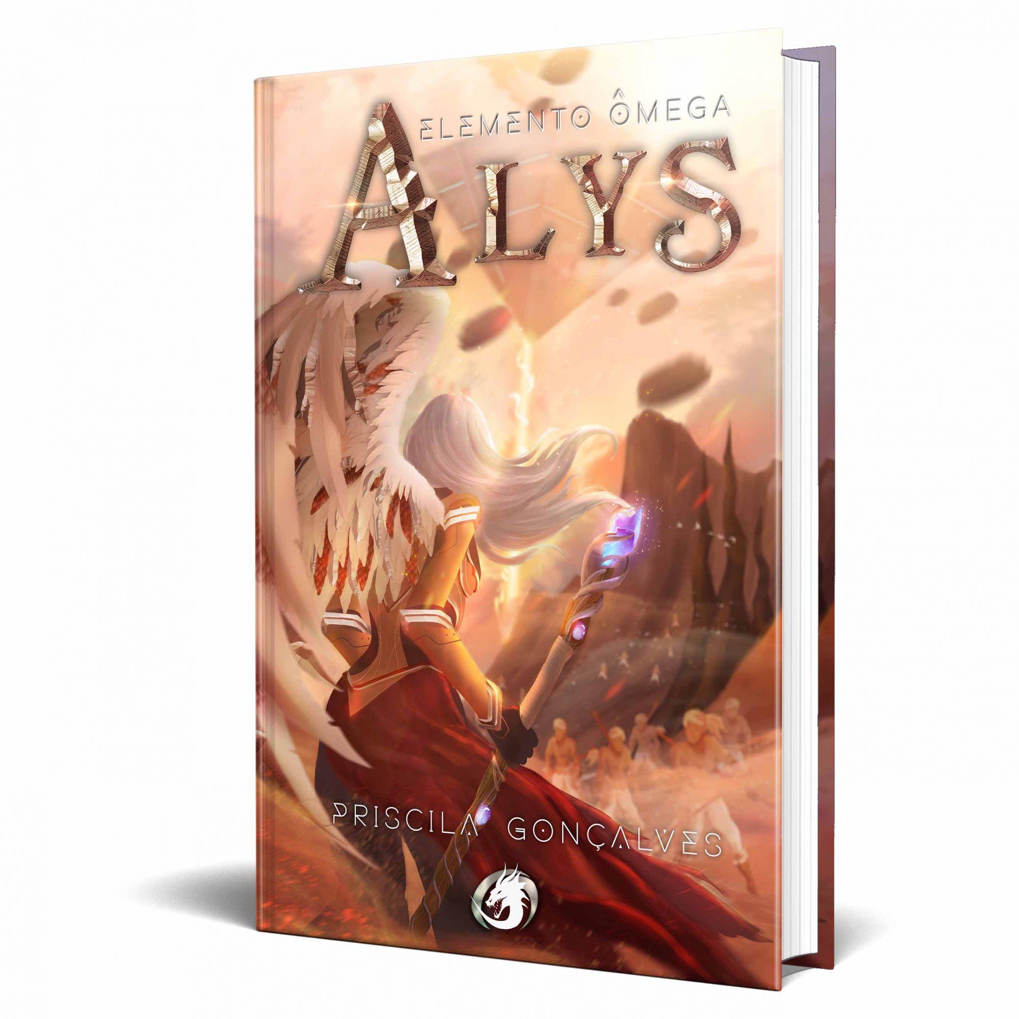 Combo Alys - Livros Alpha e Ômega