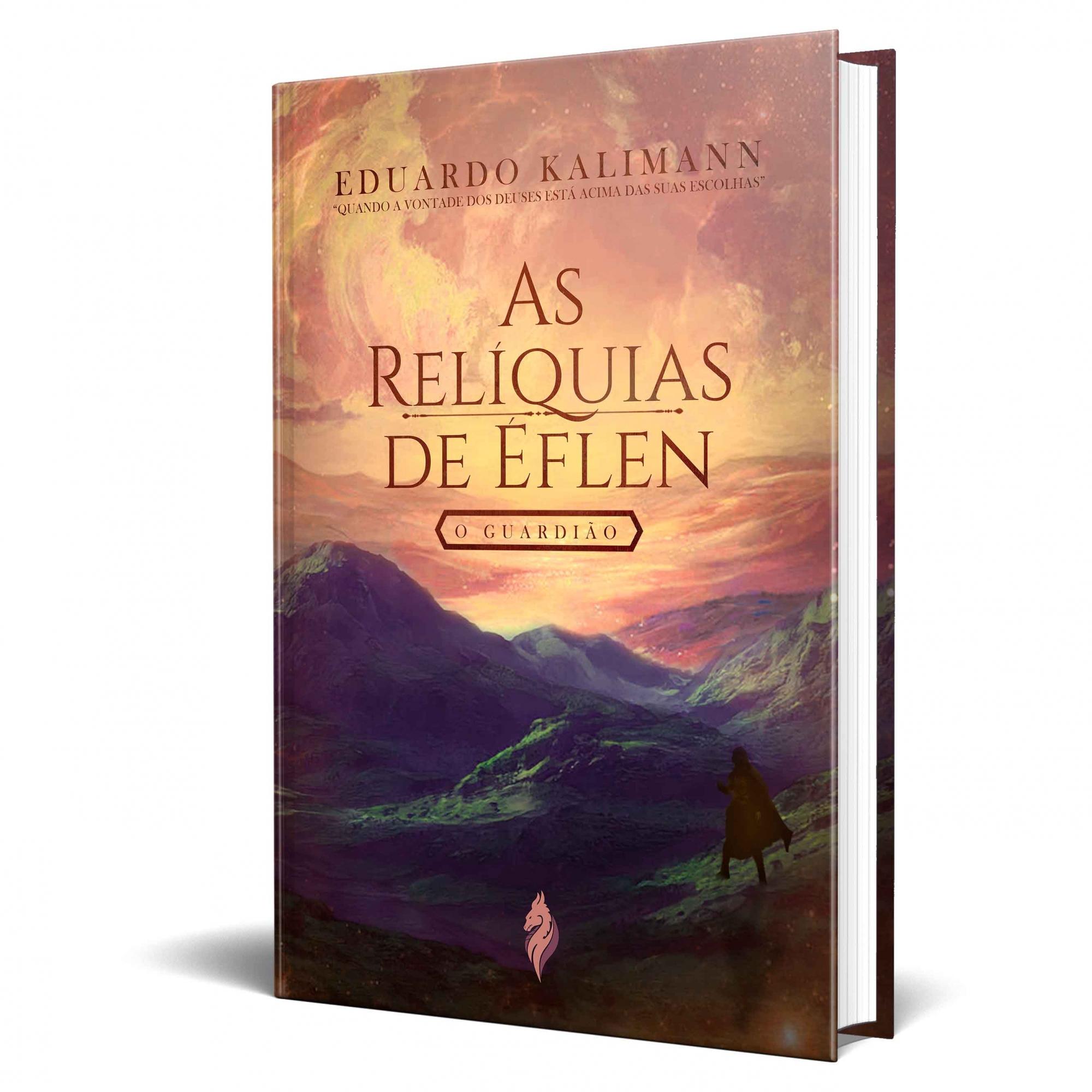 """*** Pré-Venda *** do Livro """"Reliquias de Élfen"""""""