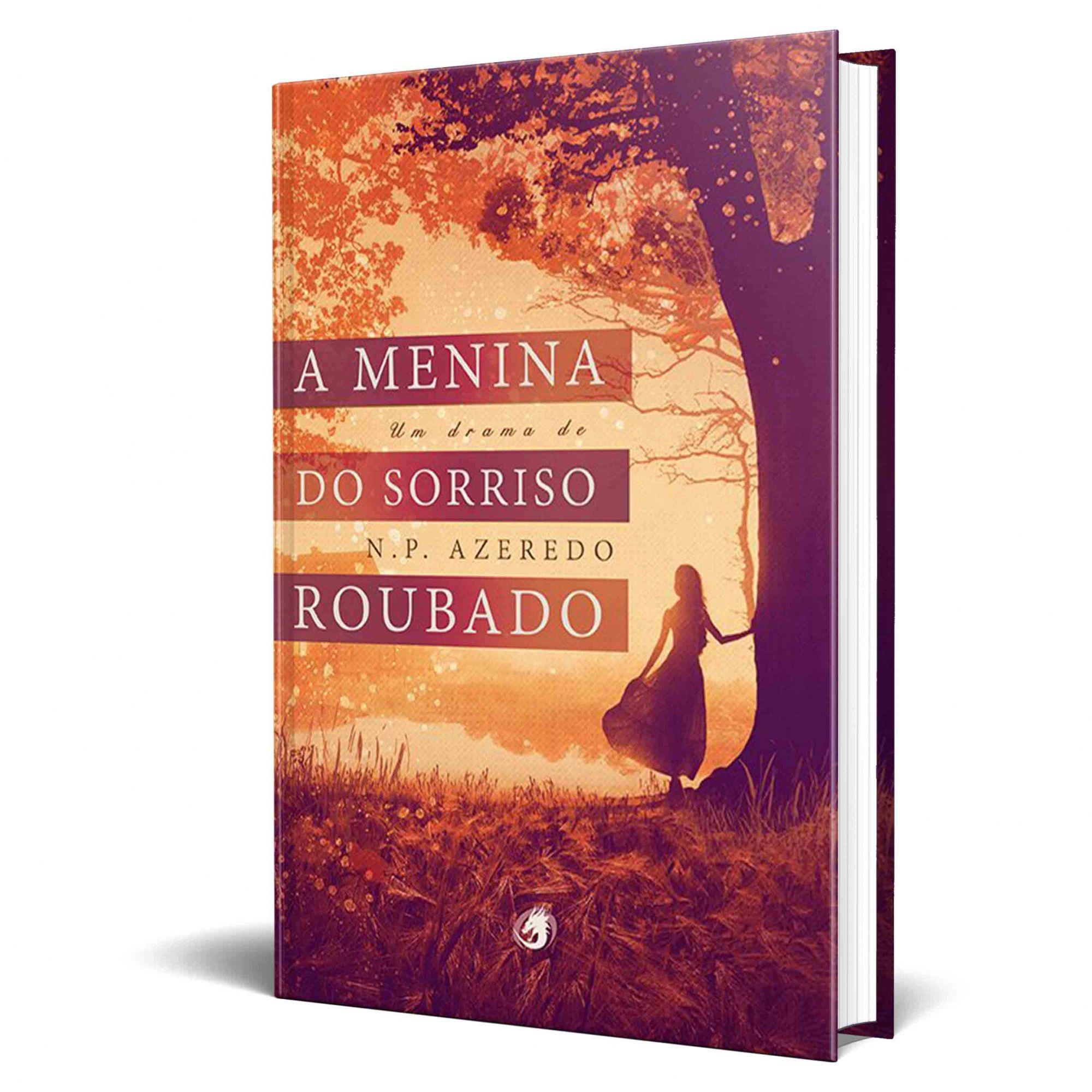Livro A Menina do Sorriso Roubado