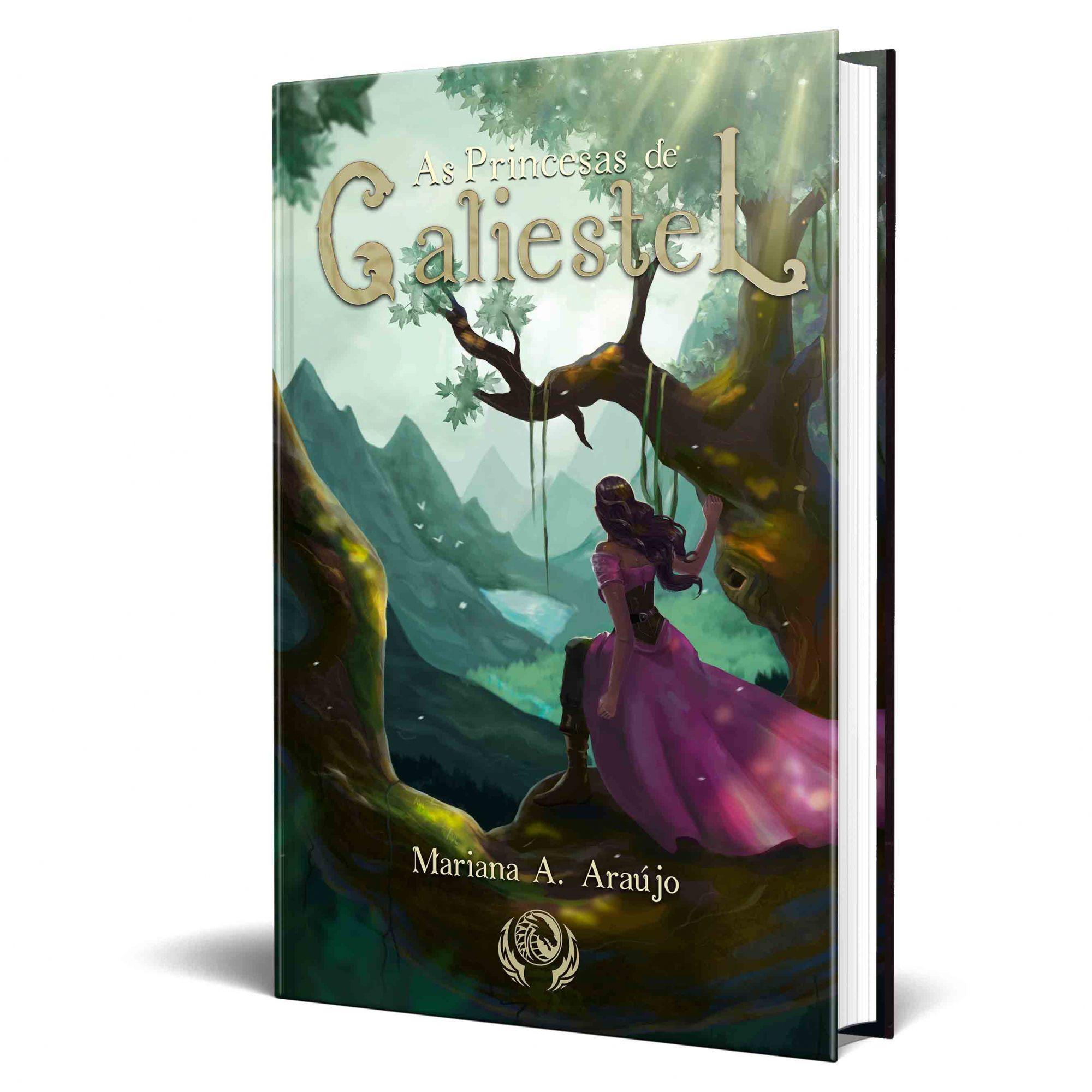 *** Pré-Venda *** do Livro As Princesas de Caliestel