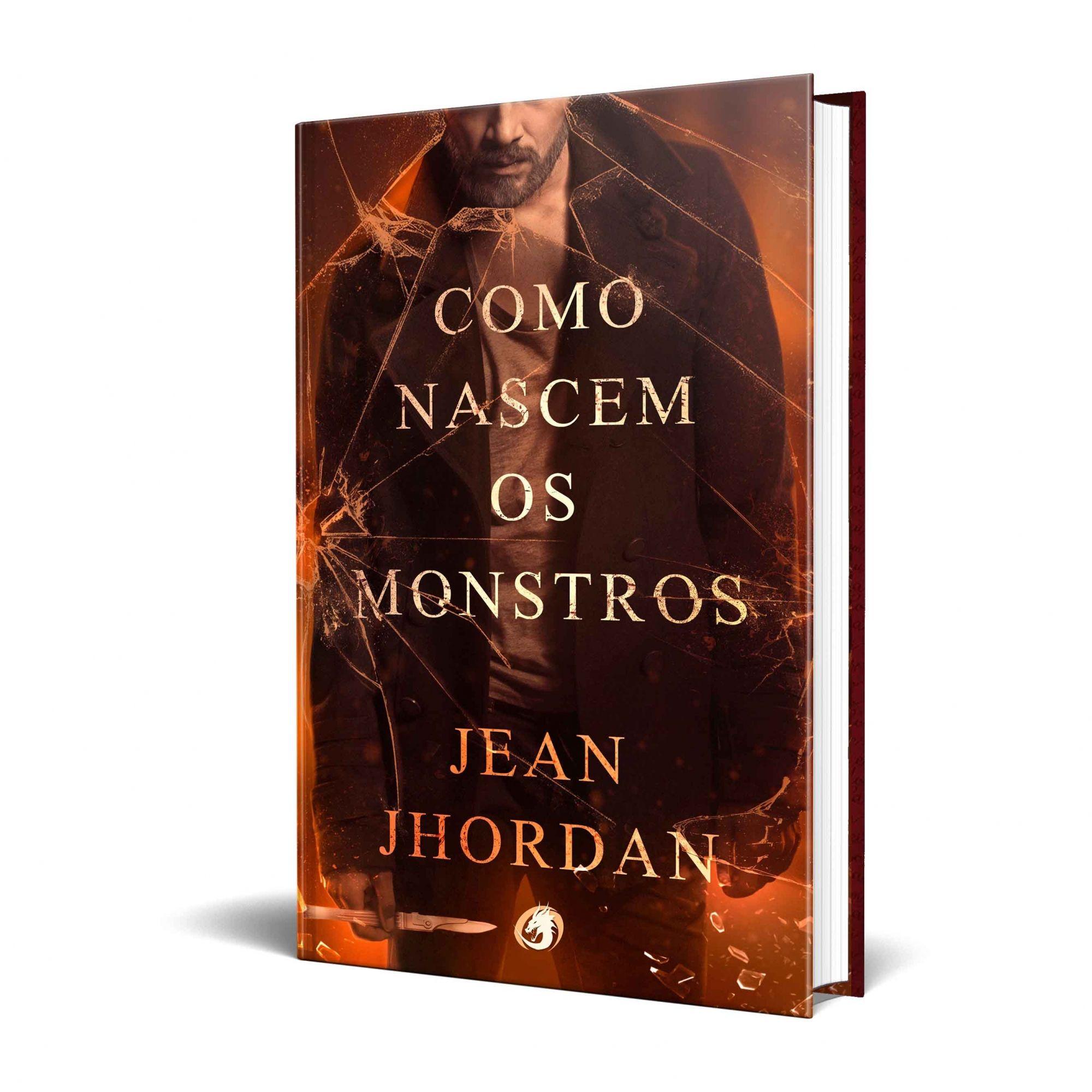 Livro Como Nascem os Monstros