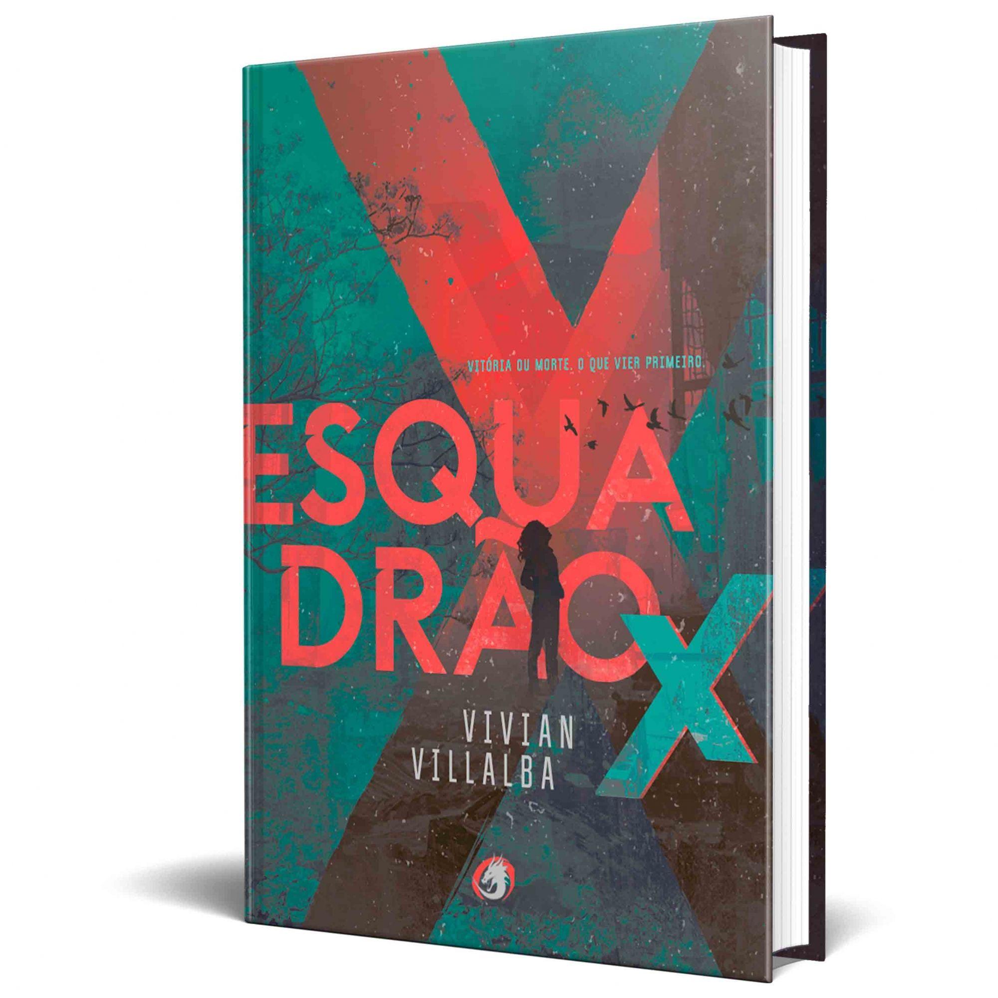 Livro Esquadrão X