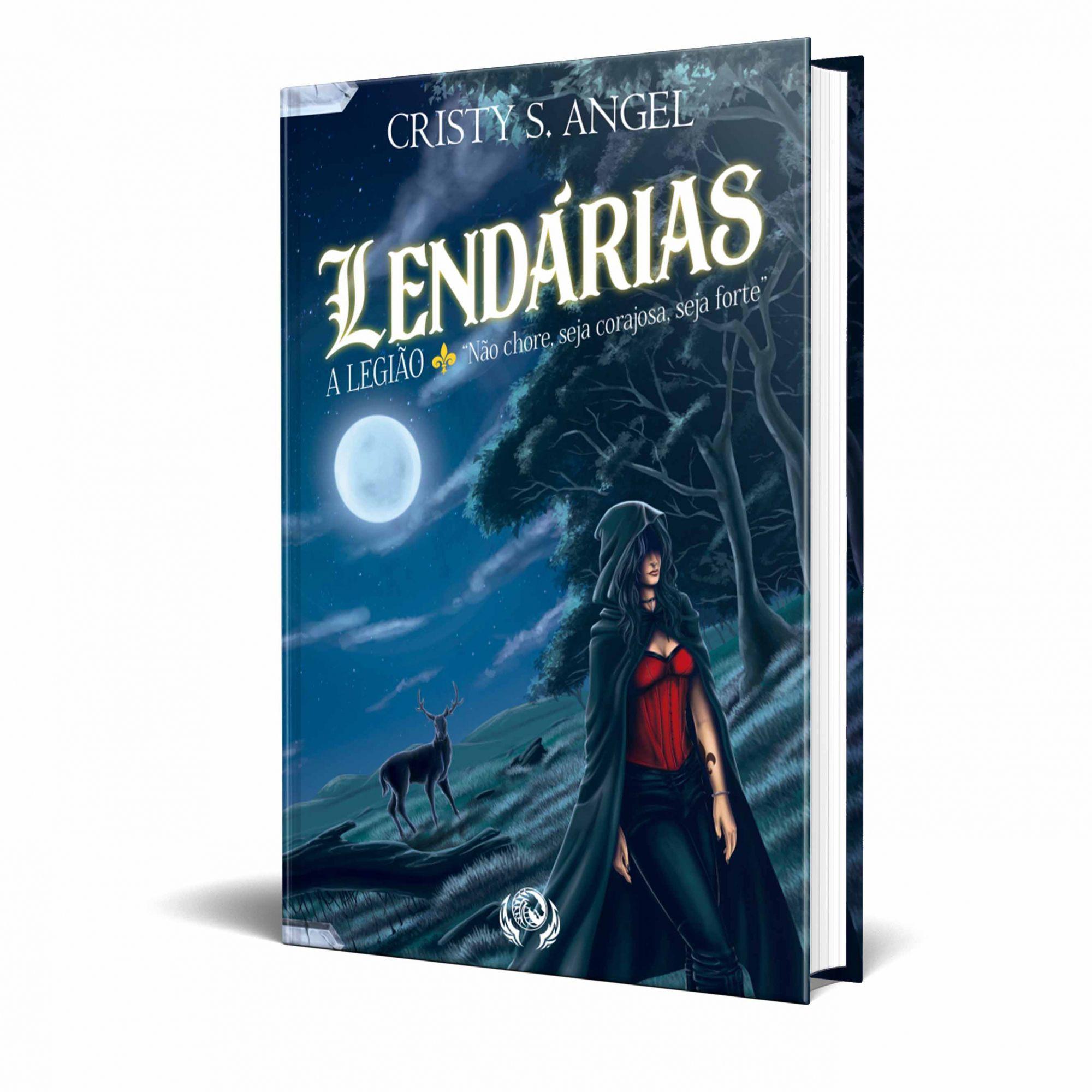 Livro Lendárias - A Legião 2Ed