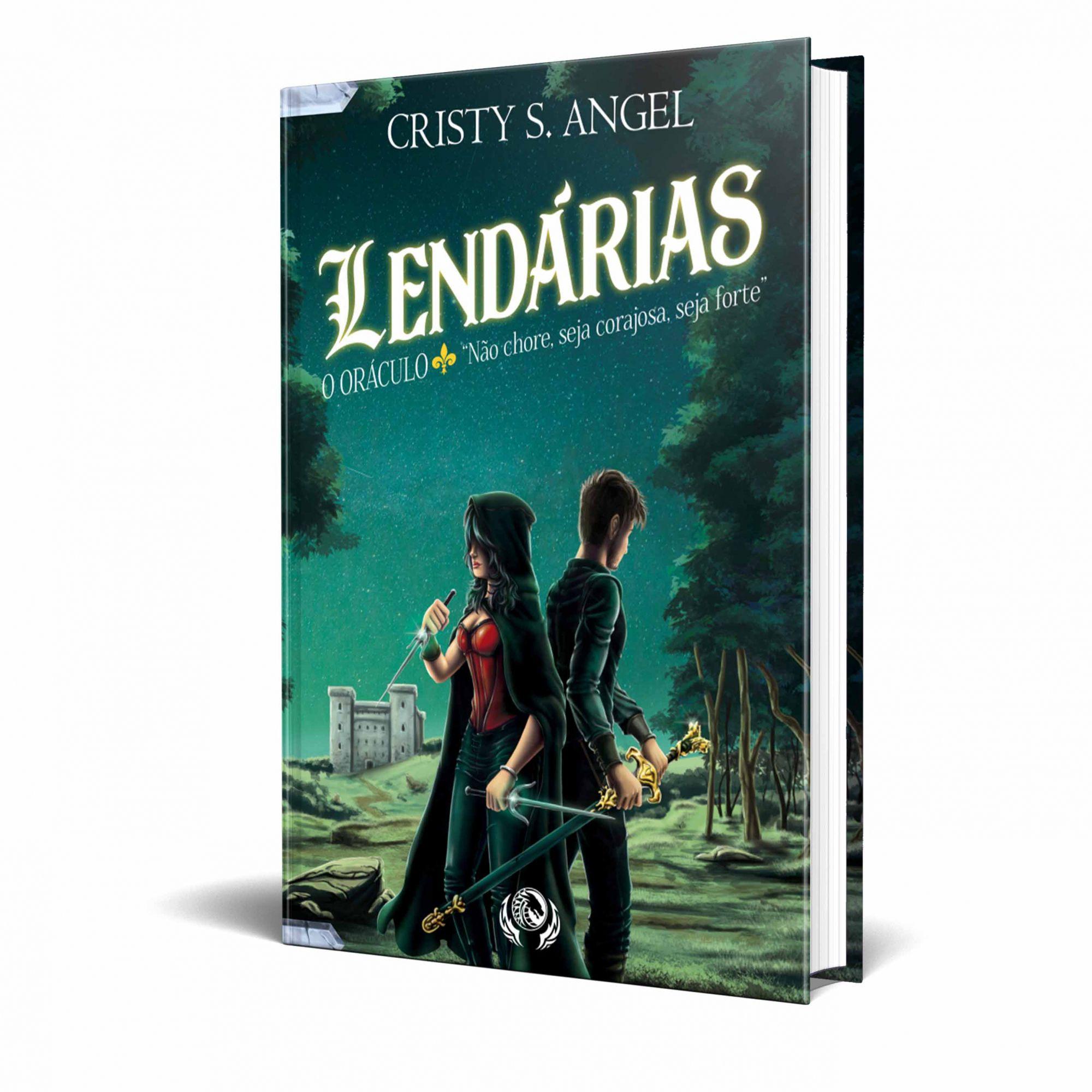 Livro Lendárias - O Oráculo 2Ed