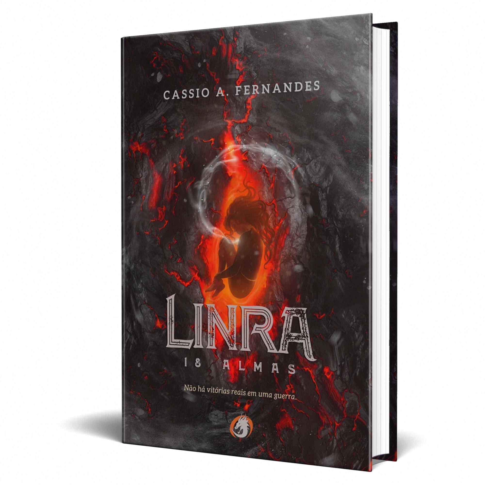 Livro Linra - 18 Almas