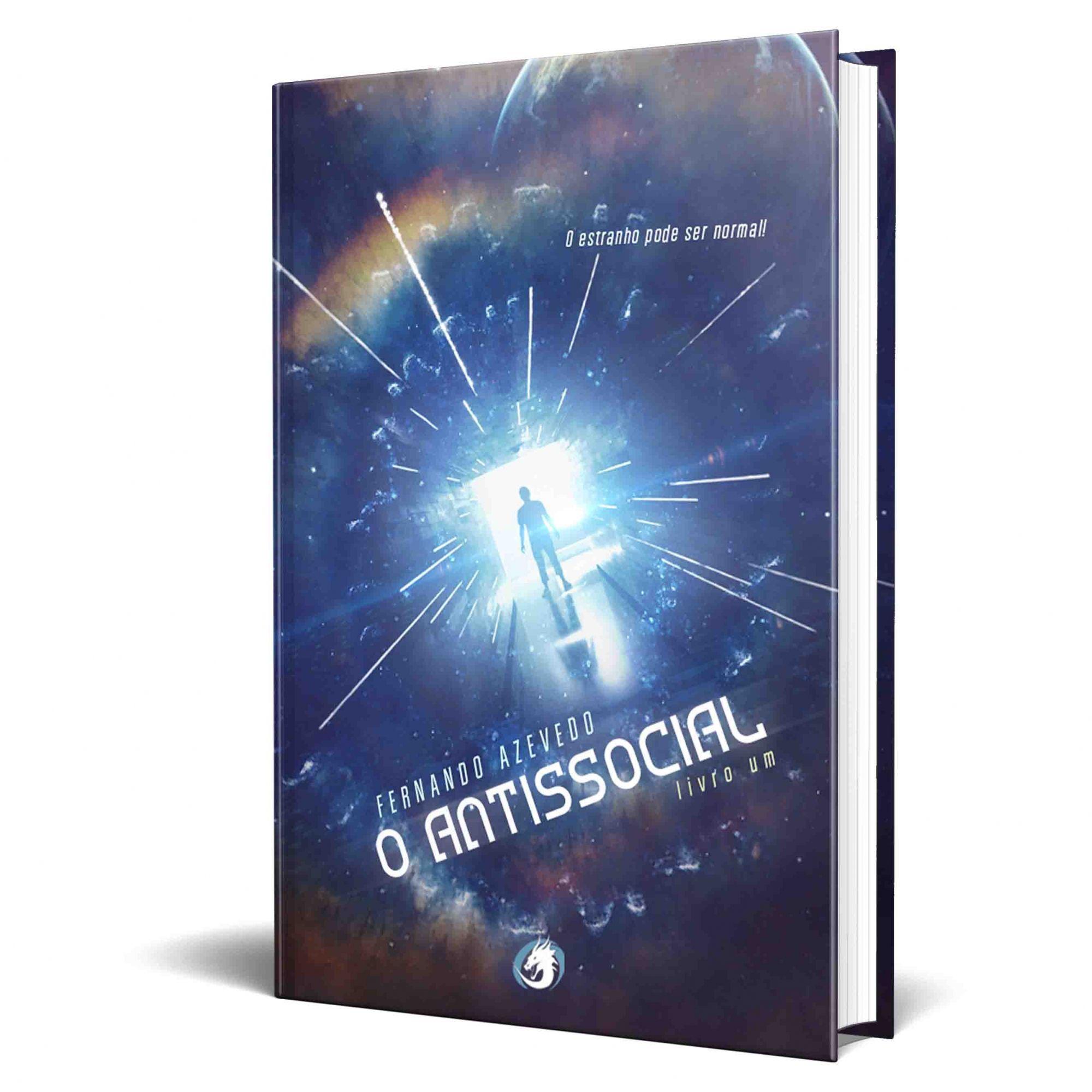 Livro O Antissocial