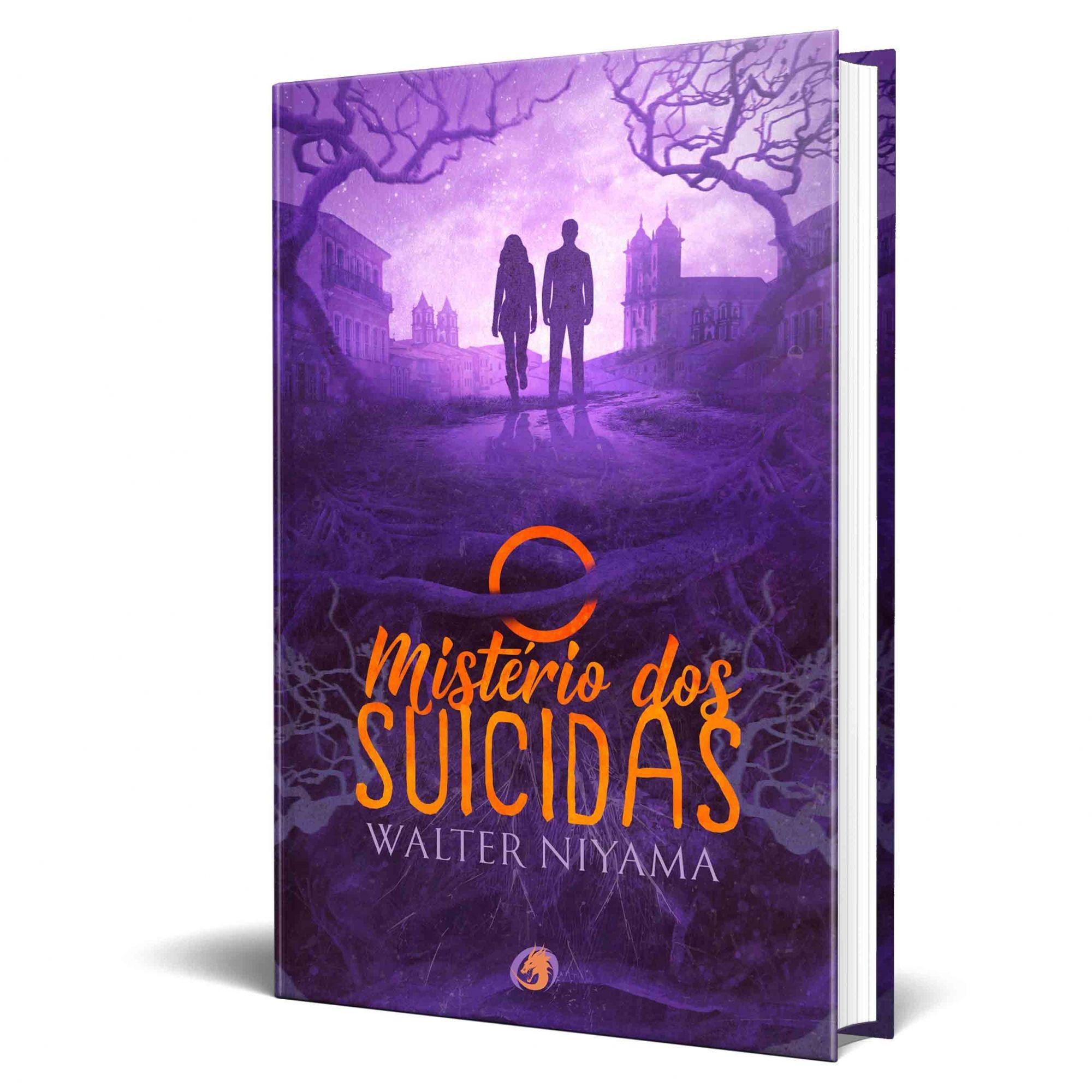 Livro O Mistério dos Suicidas