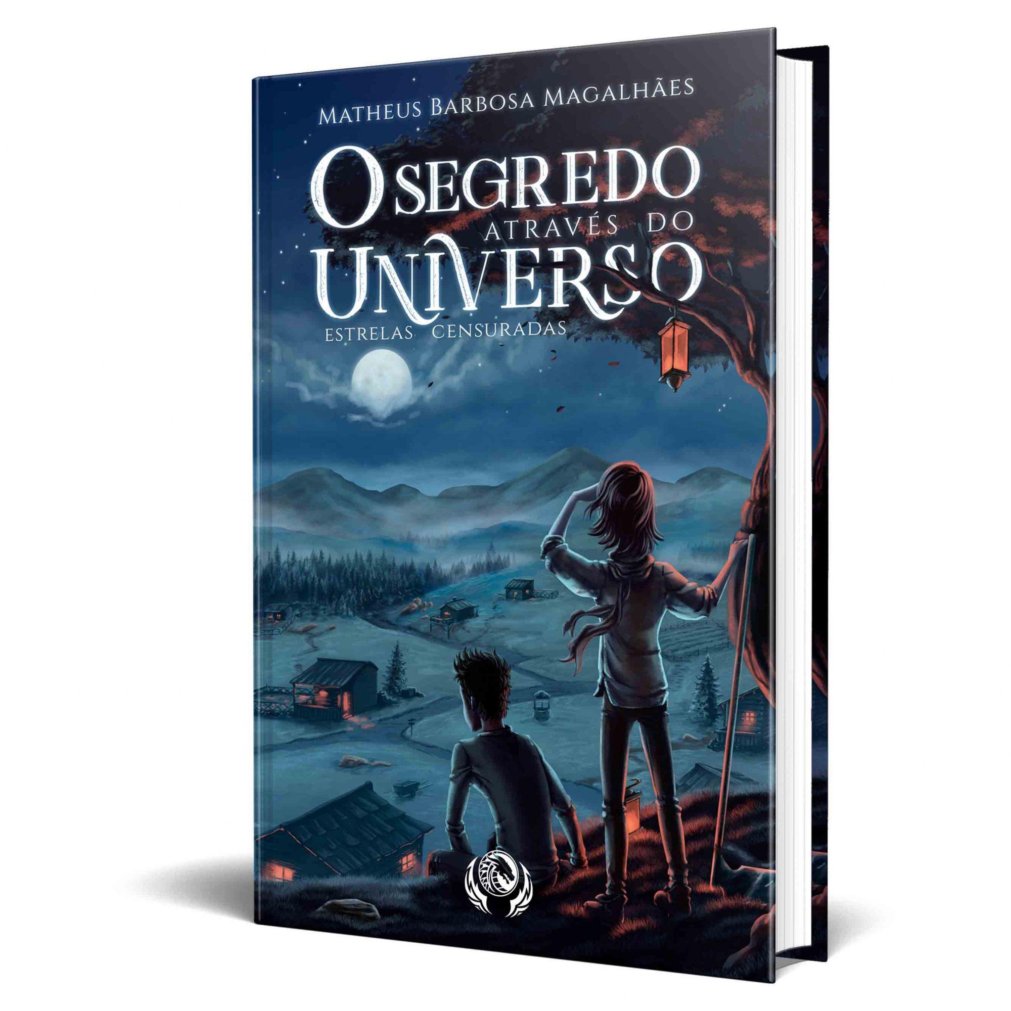 Livro O Segredo Através do Universo - Estrelas Censuradas