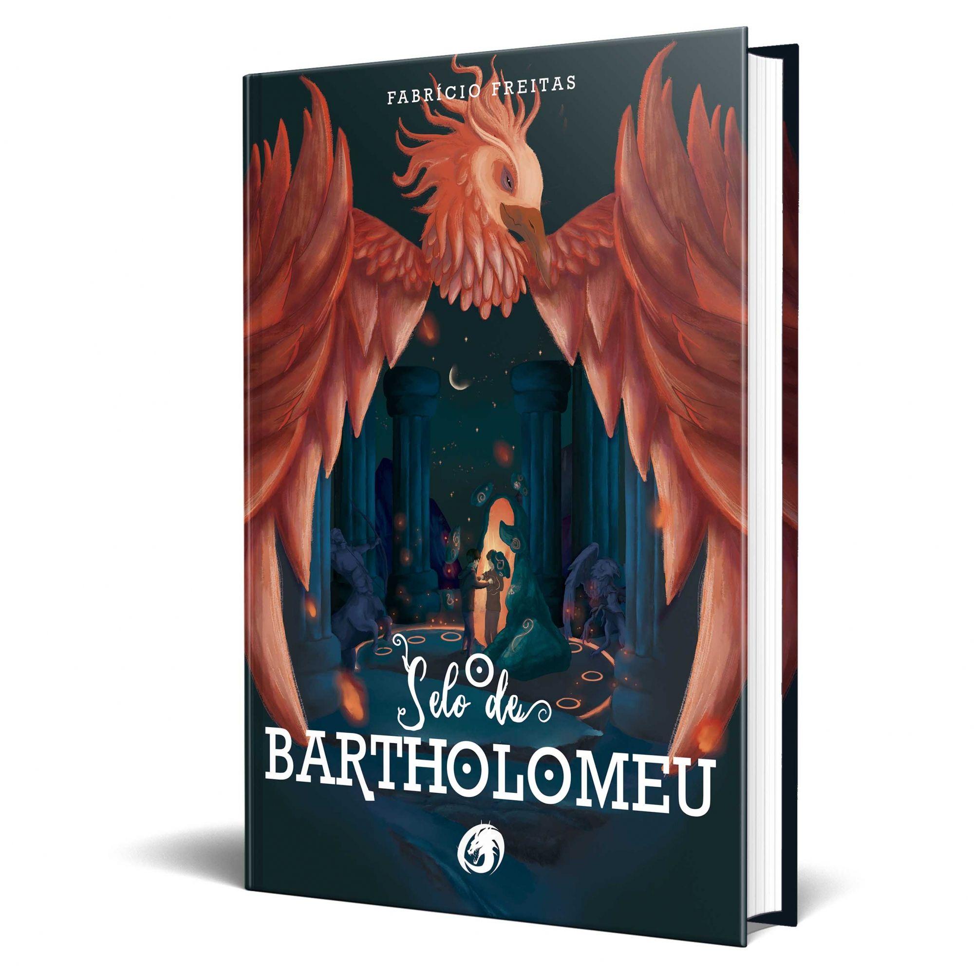 Livro O Selo de Bartholomeu