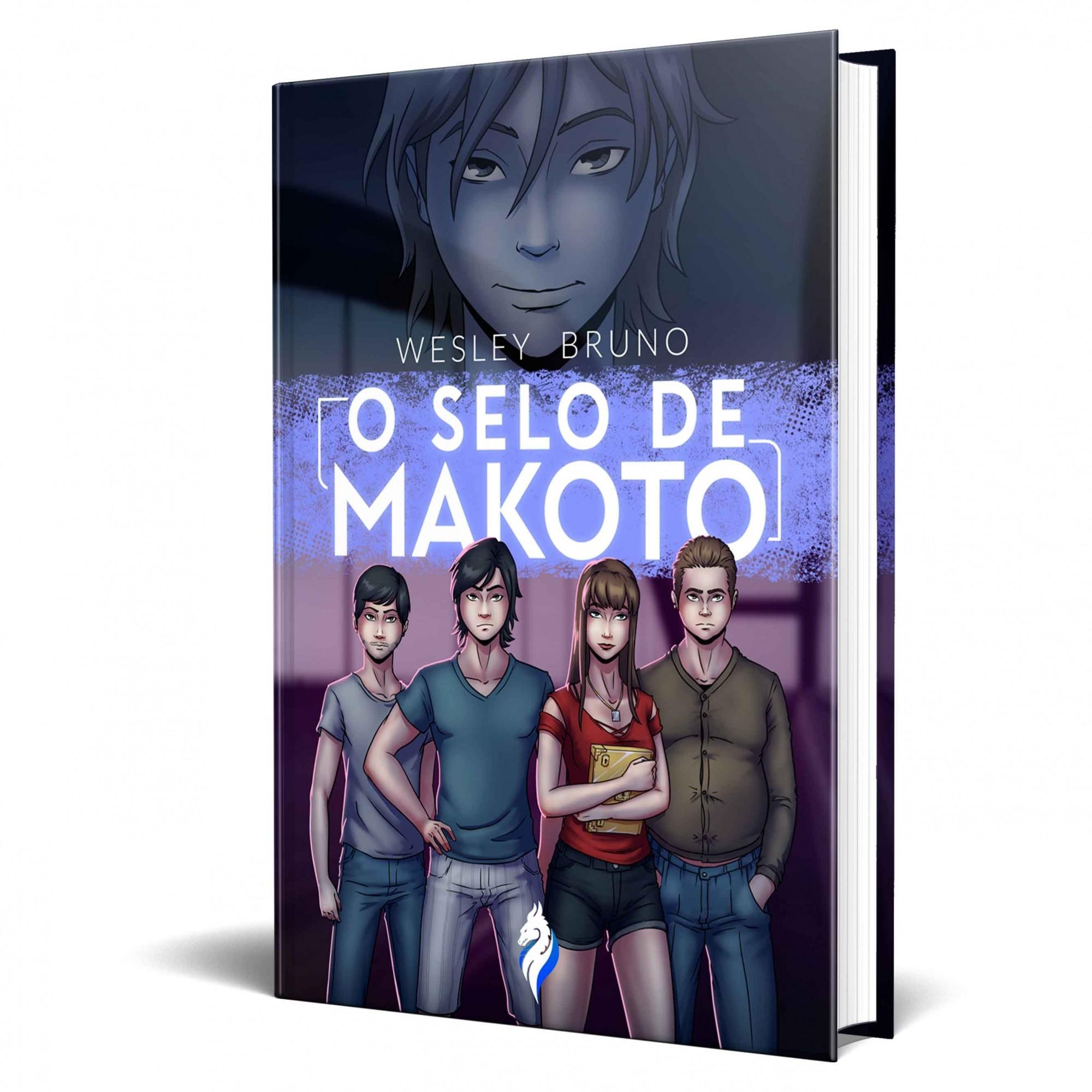 *** Pré-Venda*** do Livro O Selo de Makoto