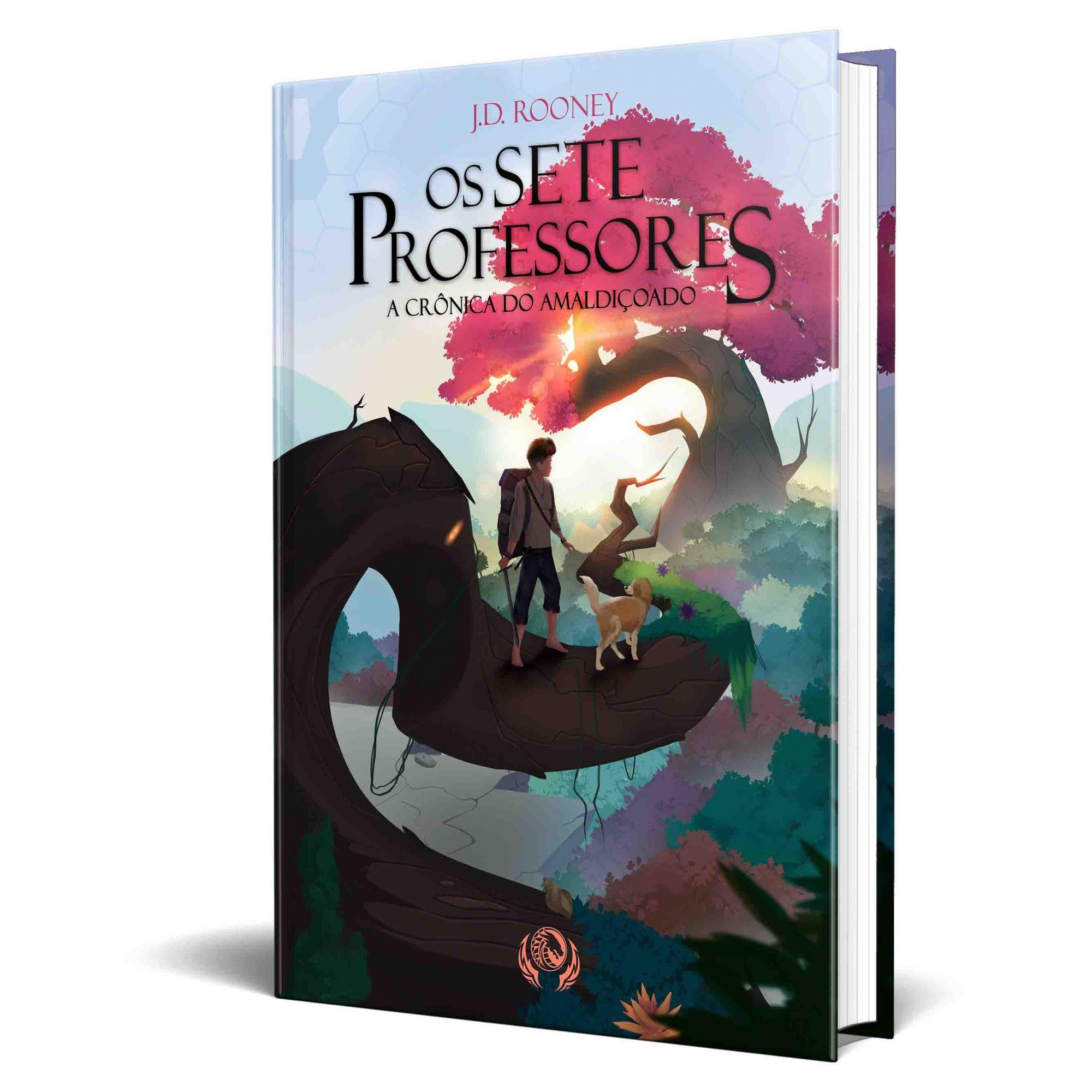 Livro Os Sete Professores