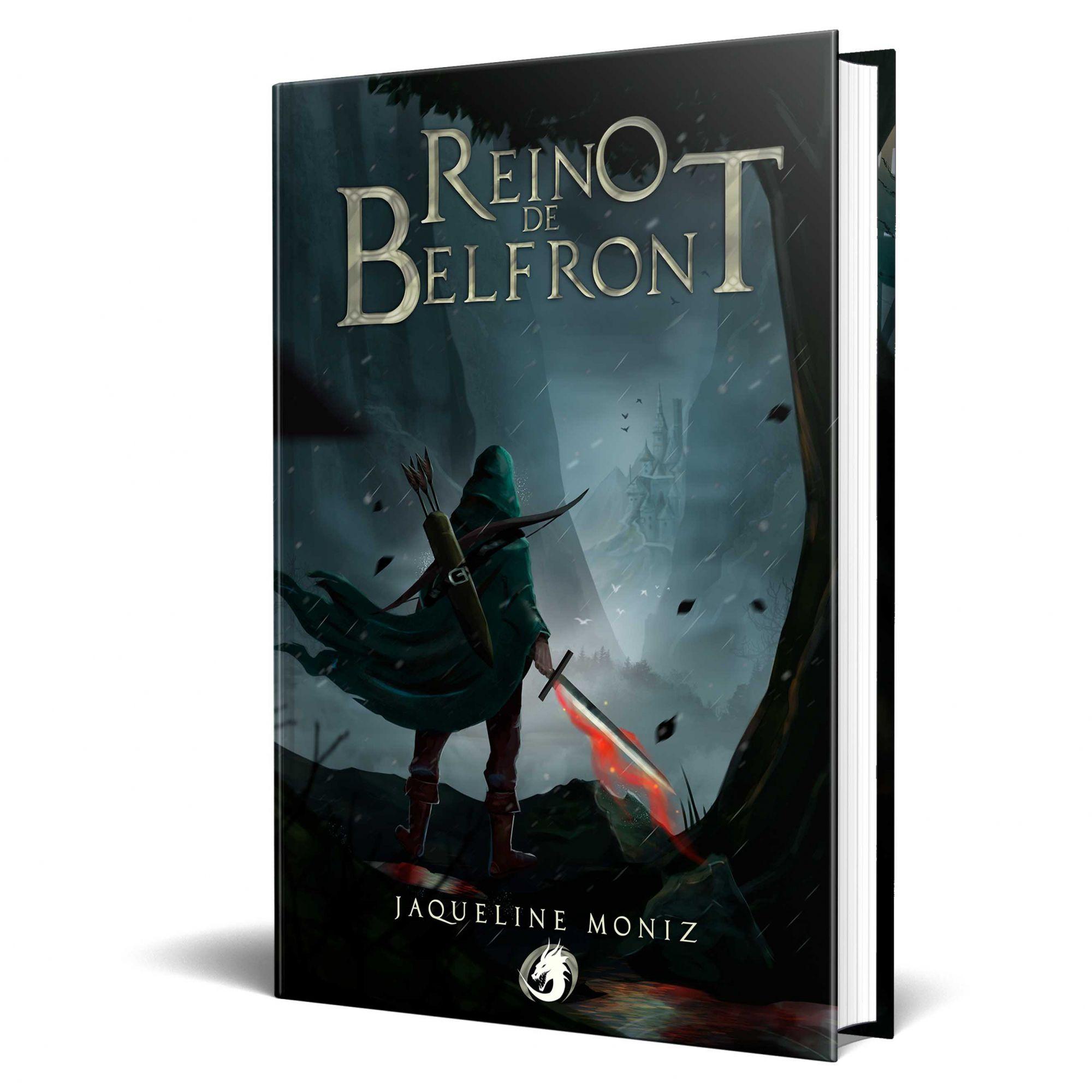 Livro Reino de Belfront