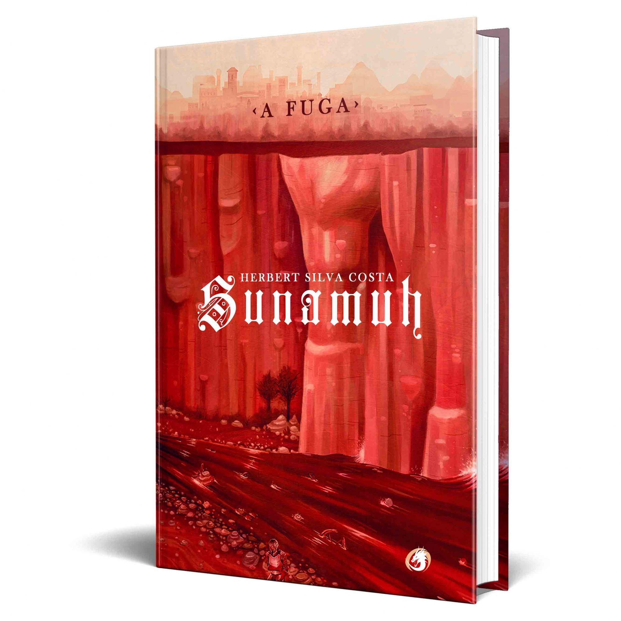 Livro Sunamuh - A Fuga