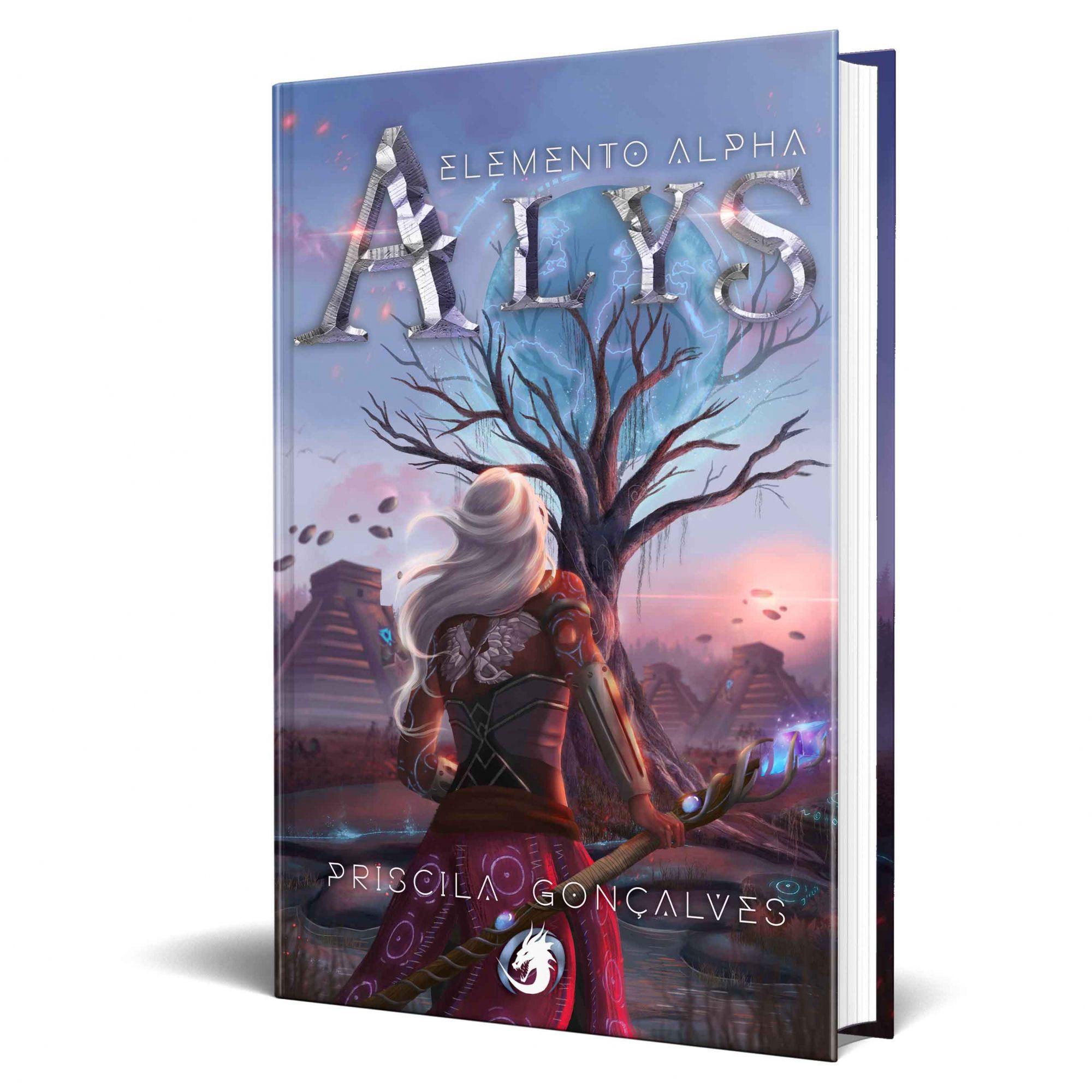 Livro Alys - Elemento Alpha 2ª Edição