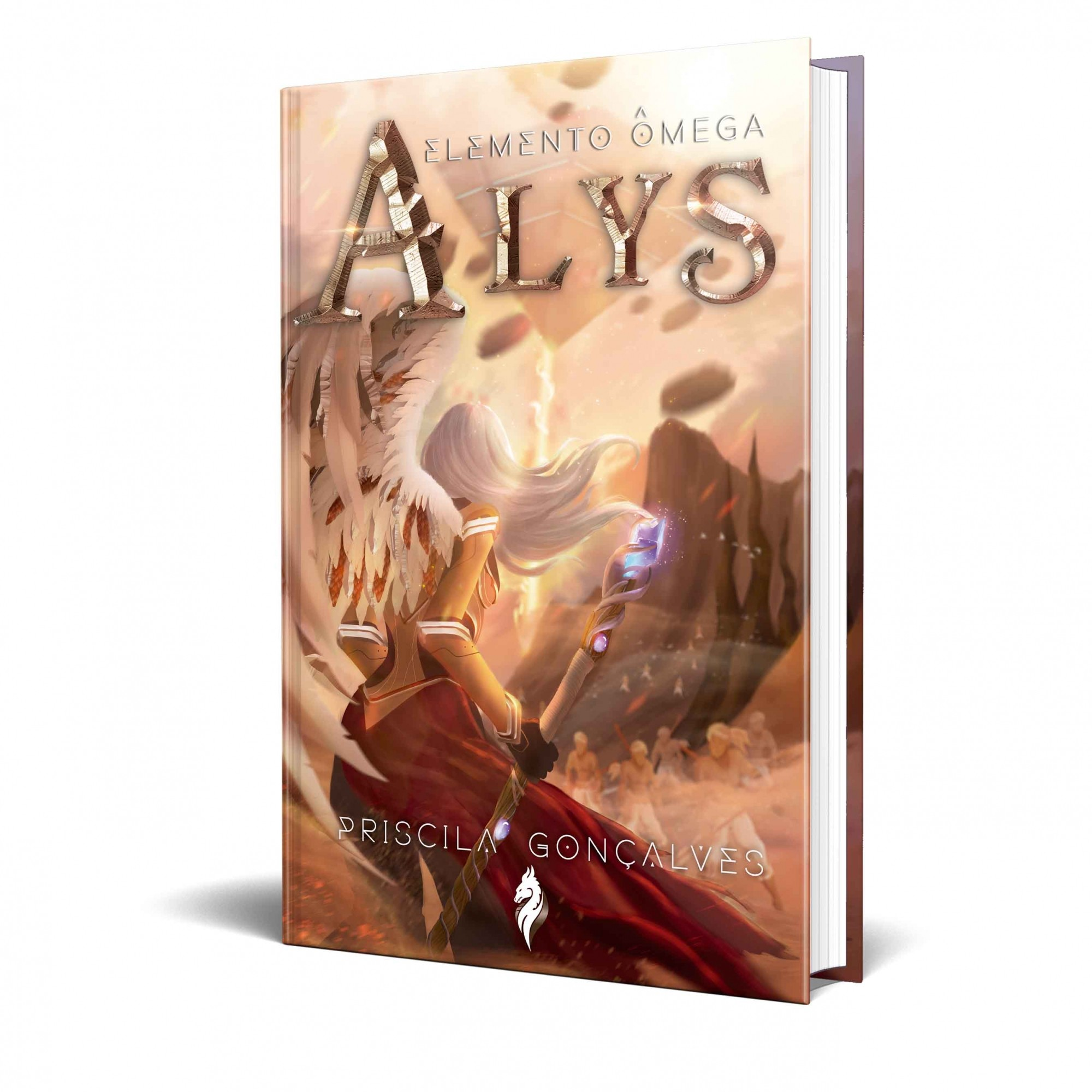 **VENDA ANTECIPADA** Livro Alys - Elemento Ômega