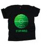 Camiseta Infantil Planeta Futebol