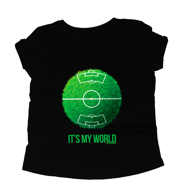 686a4f6acb Camisetas Beca de Boleiro Feminina