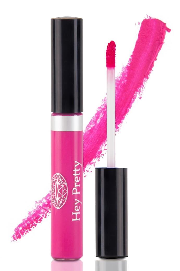 Batom Líquido Glam Pink Lips