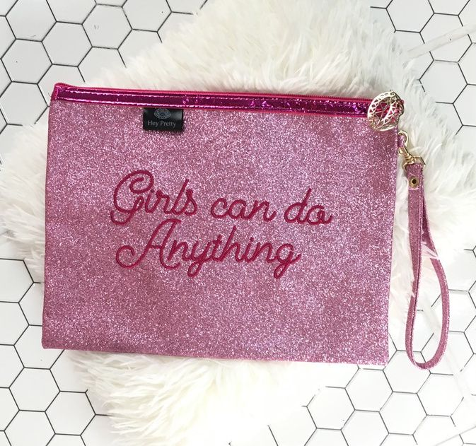 Necessaire Girls Can do Anything