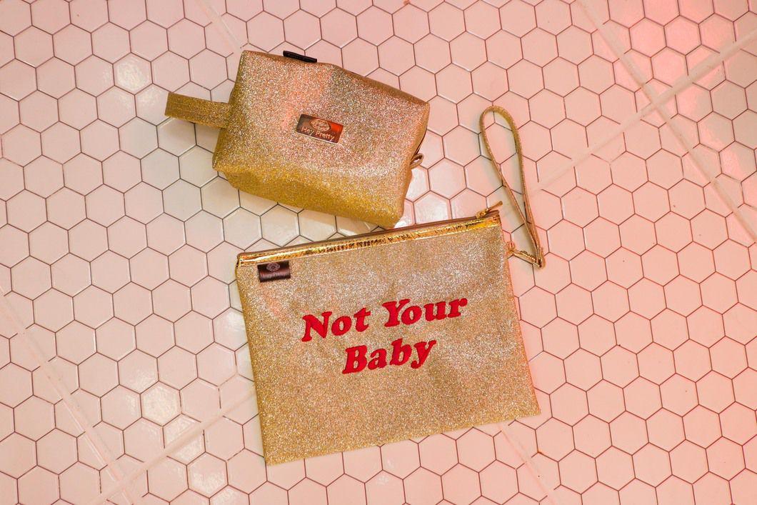 Kit Gold Baby
