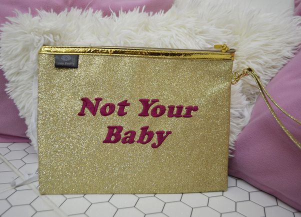 Necessaire Not Your Baby