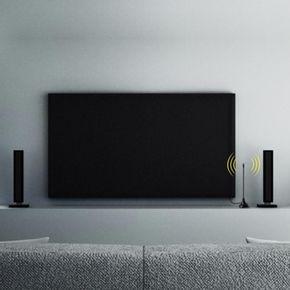 Antena Digital Interna com Cabo de 2,5M HDTV1300 Elg
