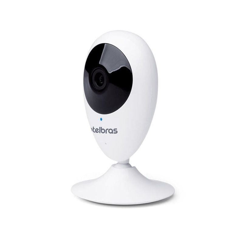 Camera De Seguranca Intelbras Ic3 Wi-fi Hd - 4565249