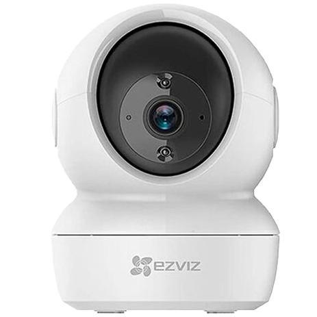 Camera de segurança wi-fi colorida no escuro ezviz C6N Hikvision
