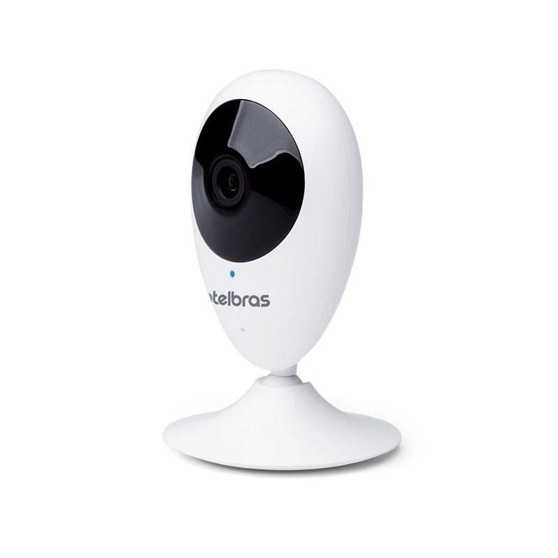 Câmera De Segurança Interna Mibo Wi-Fi HD Intelbras Ic3