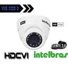 Câmera Dome VHD3121 D