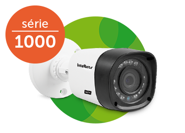 Câmera Intelbras Bullet VHD1120 B