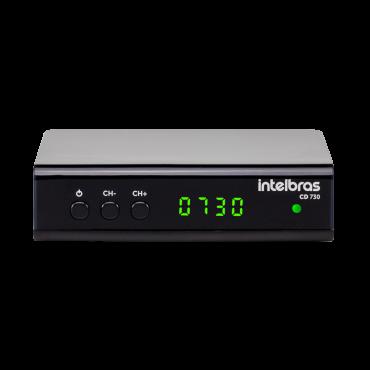 CONVERSOR DIGITAL HDTV INTELBRAS CD730