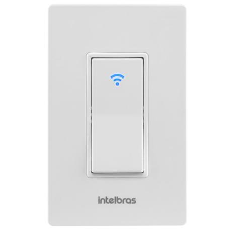 Interruptor smart Wi-Fi para iluminação EWS101I - Intelbras