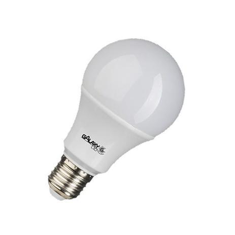 Lâmpadas Bulbo 12W Galaxy 6400k bc fria Kit 10 pcs