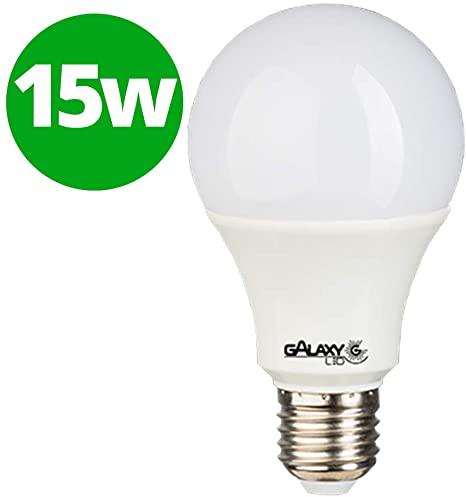 Lâmpadas Bulbo 15W Galaxy 6400k bc fria Kit 10 pcs