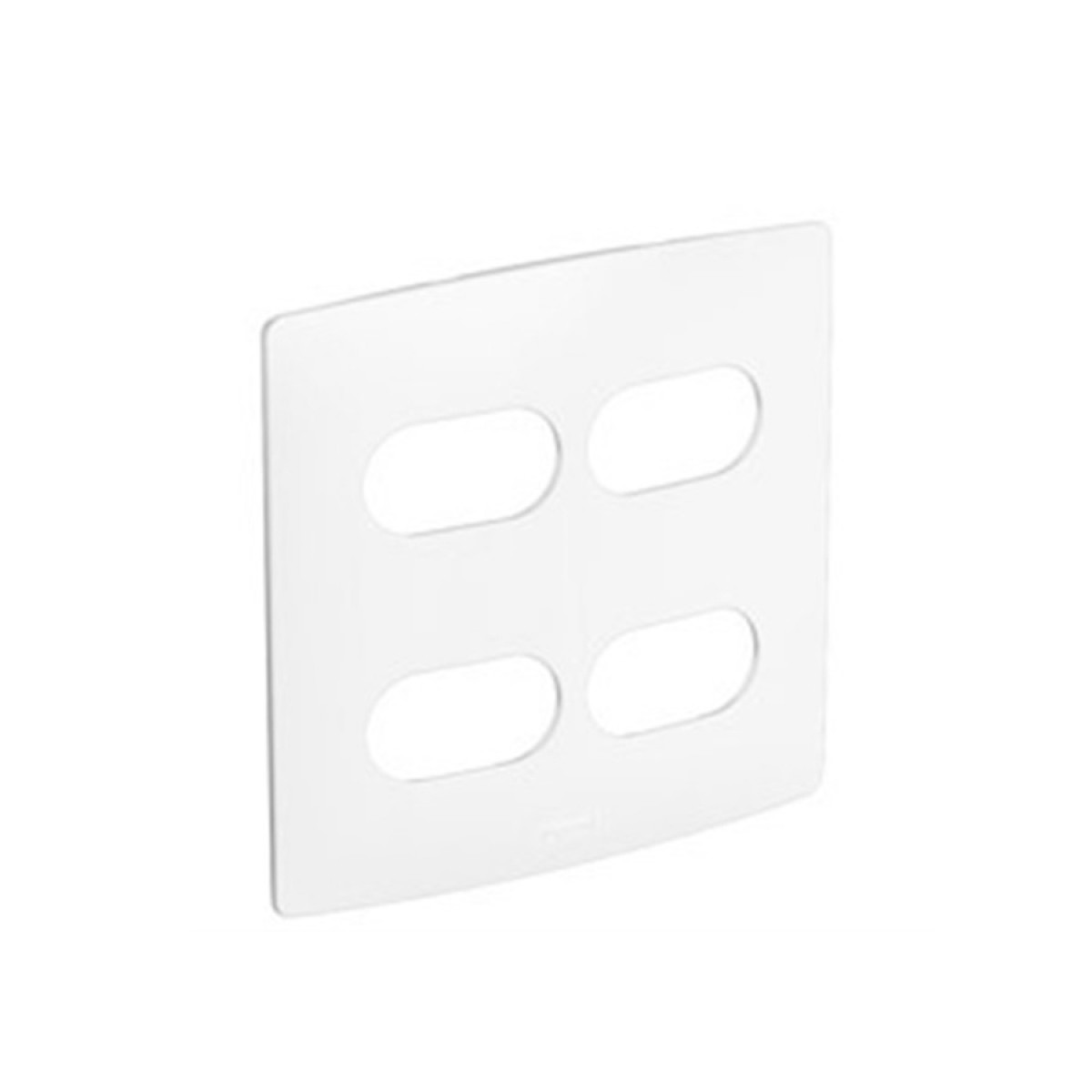 Placa 4 postos 4X4 - Pial Nereya - 663420