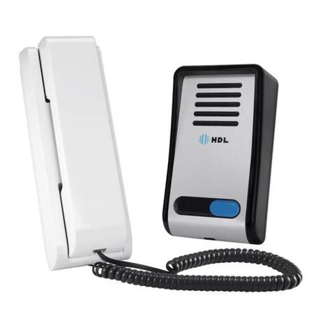 Porteiro Eletrônico Bivolt F8-SN HDL