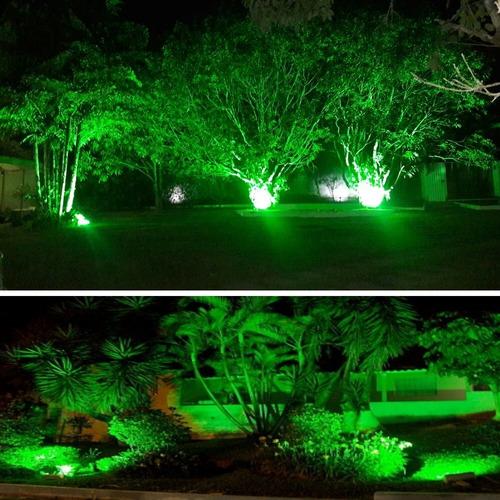 Refletor Led Taschibra 100w Verde