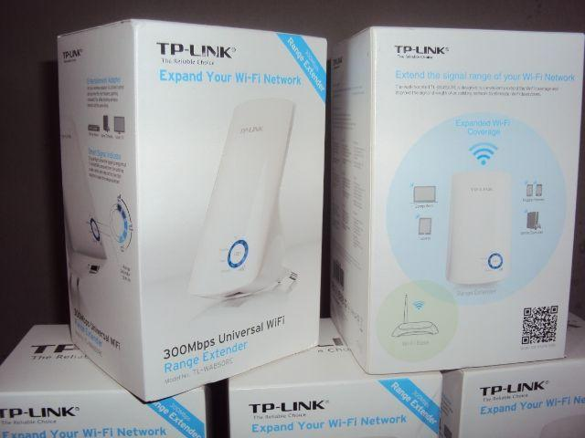Repetidor Wi-Fi TP-LINK 300mbps