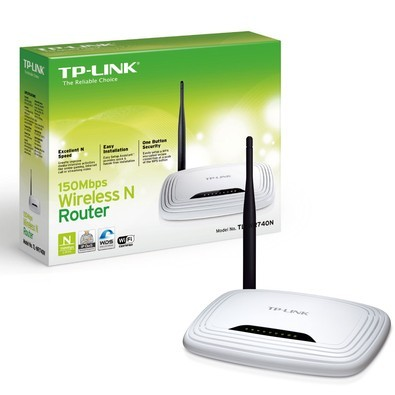 Roteador Wireless 150Mbps TL-WR740N - TP-Link