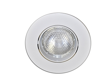 Spot Interlight par20 0091-GZ(branco liso)