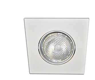 Spot Interlight par20 0092-GZ(branco liso)