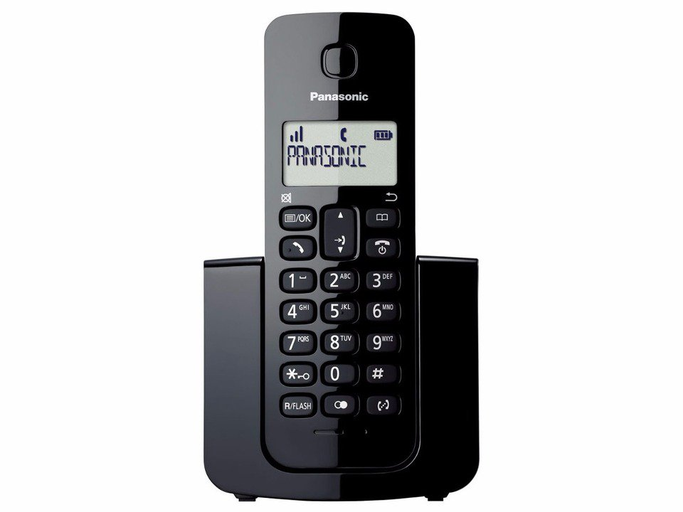 Telefone sem fio Panasonic KX-TGB110LB