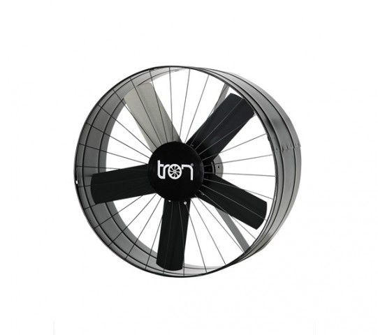 Tron Exaustor AXIAL Industrial 220V 300MM GRAFITE