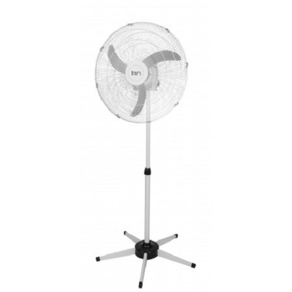 Ventilador TRON 60cm Pedestal Bivolt Branco