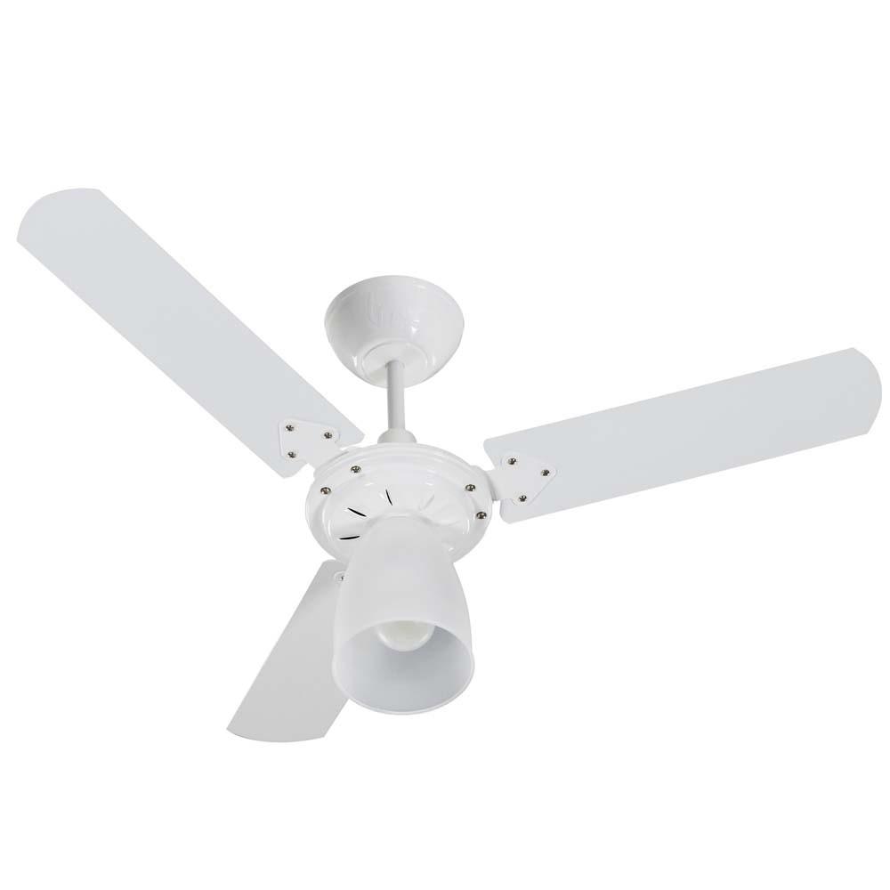 Ventilador TRON Marbella 3p Branco 220v
