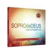 CD Sopro de Deus - CfaN Music - Evangelistas Daniel Kolenda e Reinhard bonnke