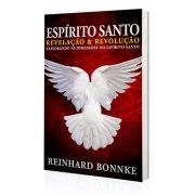 Livro Espírito Santo Revelação e Revolução - Reinhard Bonnke
